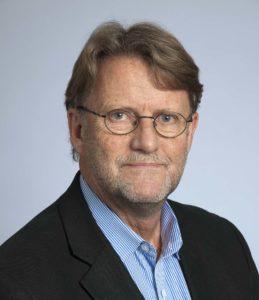 Lars-Erik Eriksson, CEO of CLS