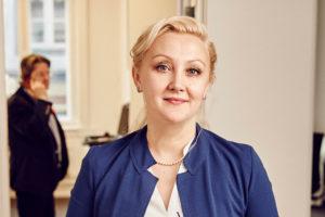 Luiza Jedlina, CSO Aptahem