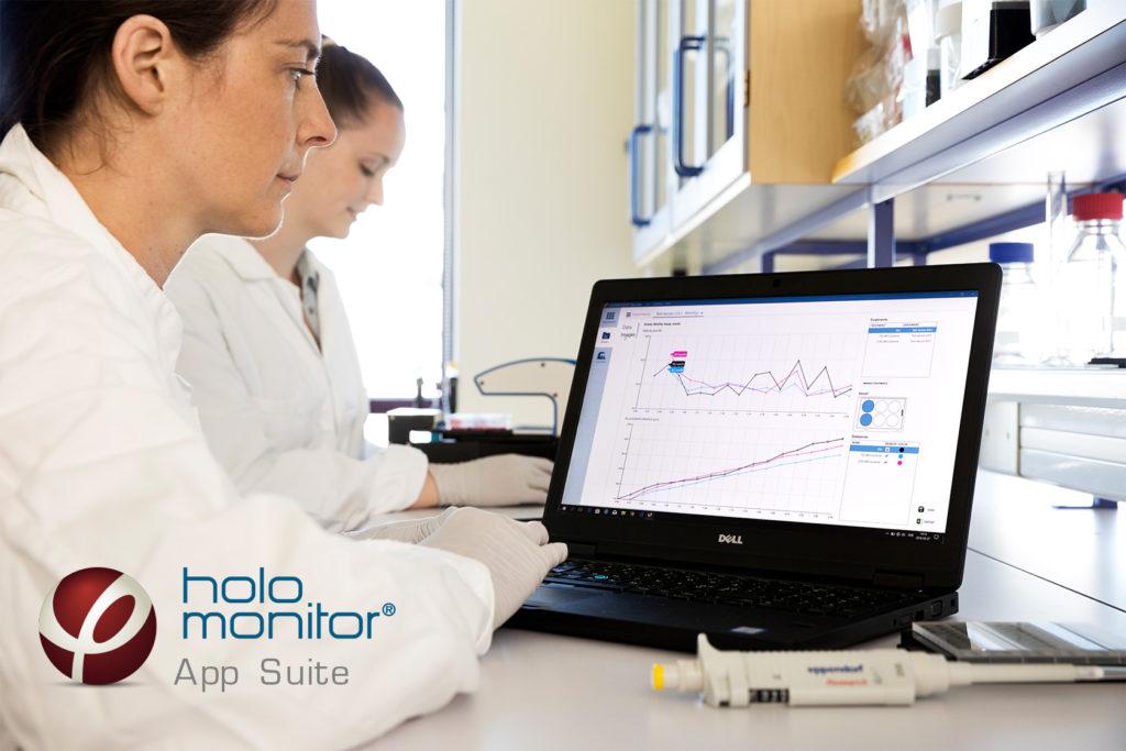 HoloMonitor App Suite