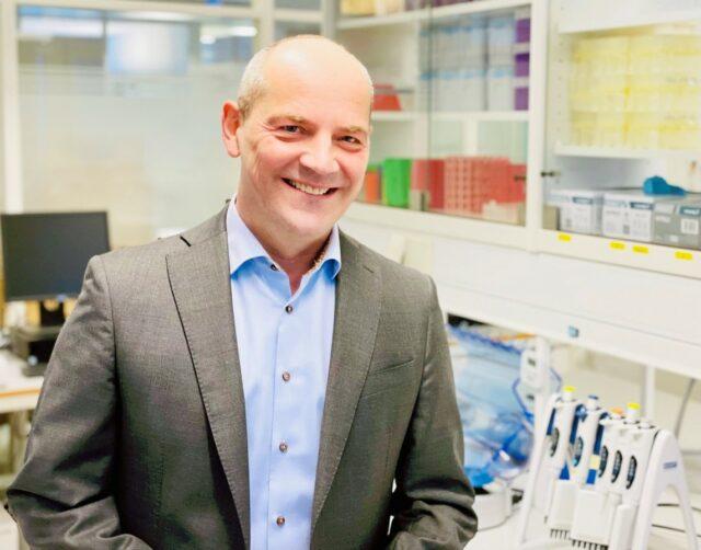 Ronny Hermansen, vd Genetic Analysis