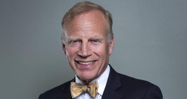 Thomas Eldered, ny styrelseledamot i Toleranzia